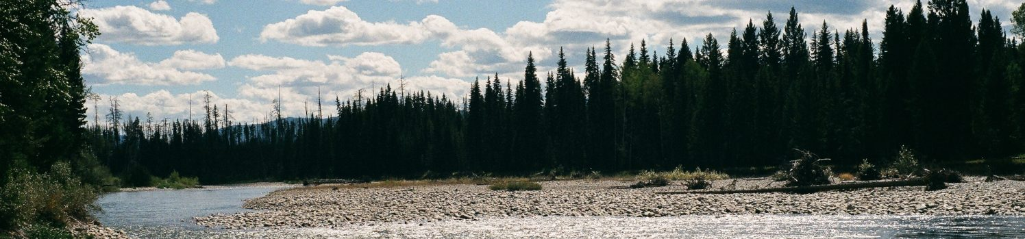 North Fork of Flathead River Photo by Hobie Hare