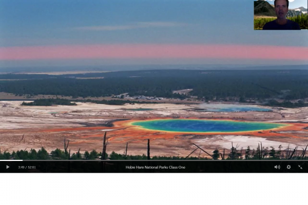 Yellowstone and Other Stories National Parks Series By Hobie Hare Screen Shot