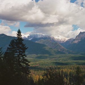 Photo of Cabinet Mountains Montana by Hobie Hare